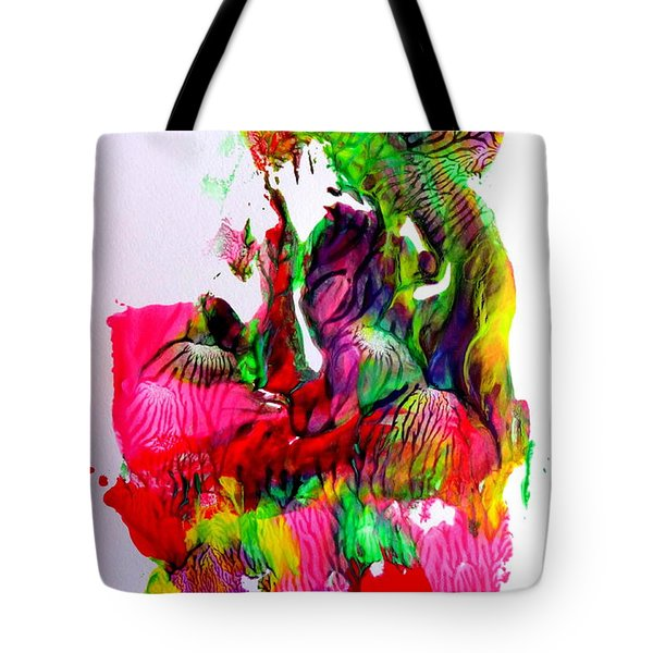 Island Maiden Tote Bag