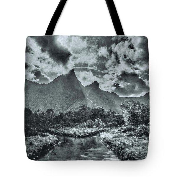 island Moorea Tote Bag
