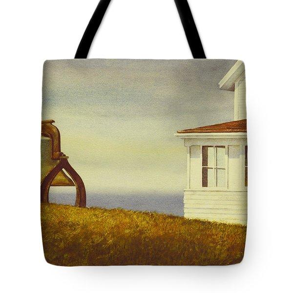 Island Museum Tote Bag