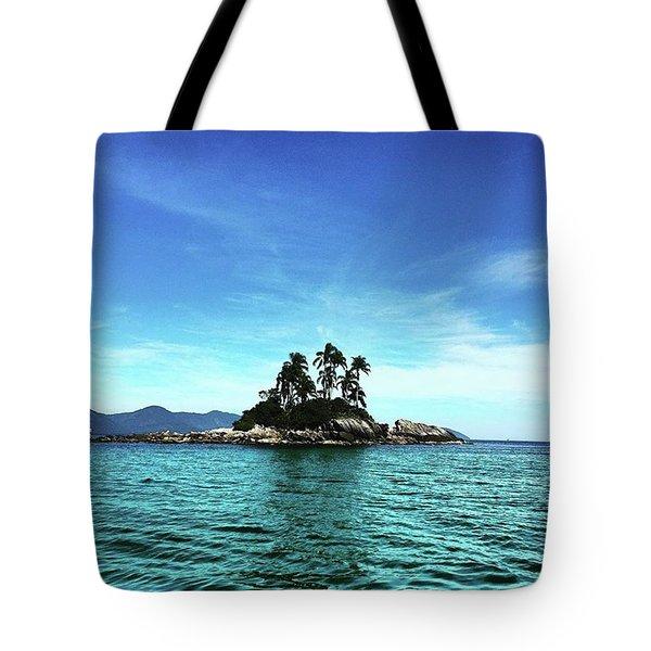 Botina Island Tote Bag