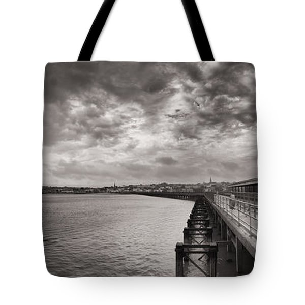 Island Panorama - Ryde Tote Bag