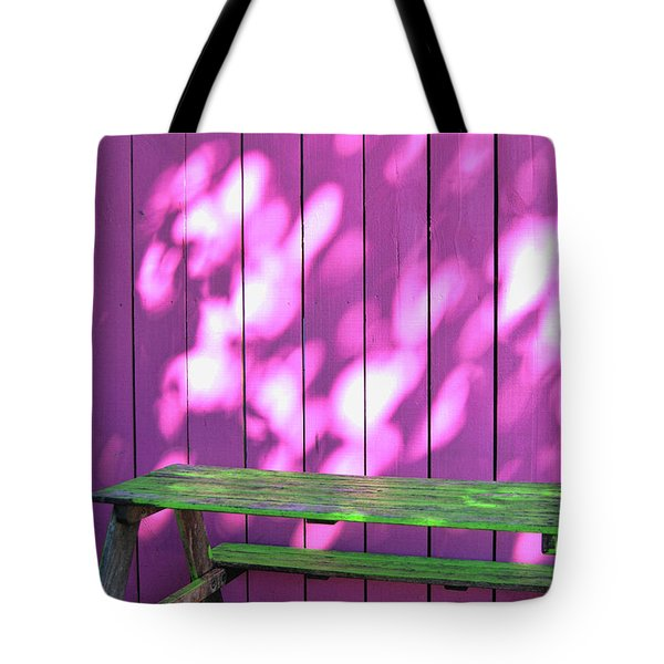 Island Preppy Tote Bag by JAMART Photography