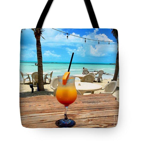 Island Rum Tote Bag