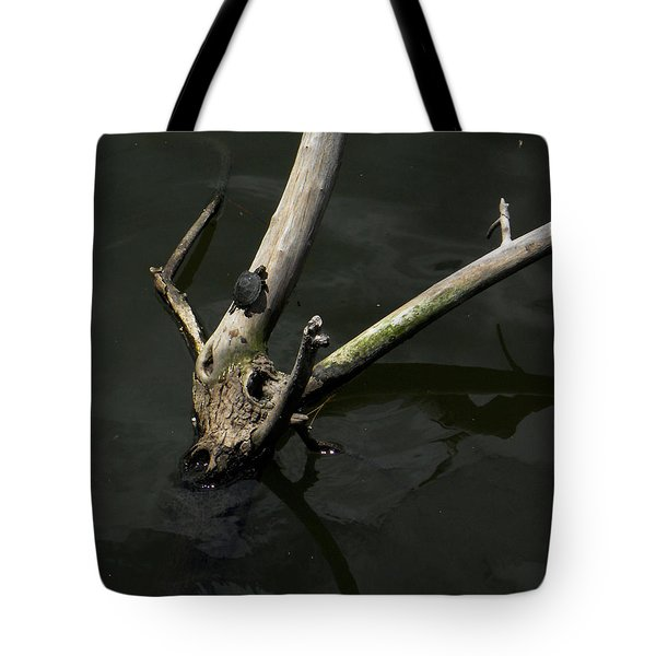 Island Sanctuary Tote Bag