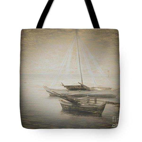 Island Sketches V Tote Bag