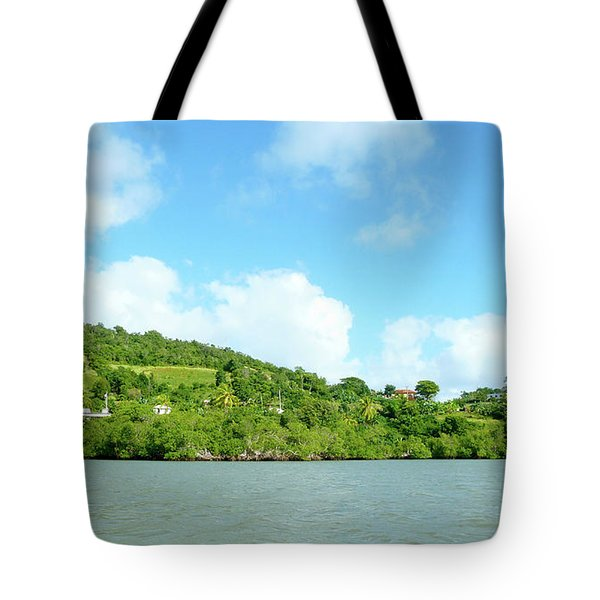 Island View Tote Bag