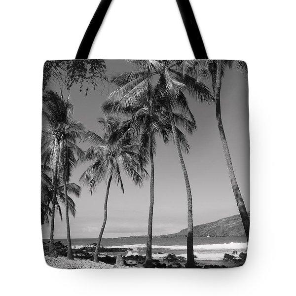 Island Waves Tote Bag