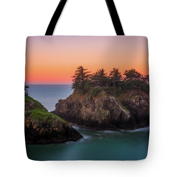 Tote Bag featuring the photograph Islands In The Sea by Darren White