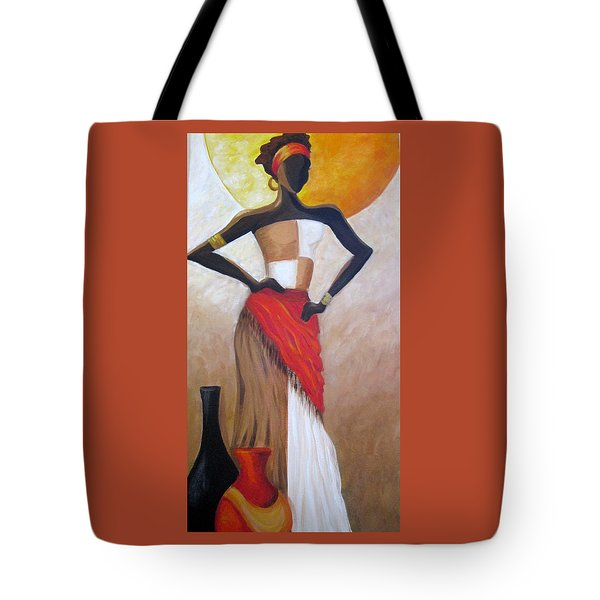 Islands Of The Caribbean Tote Bag