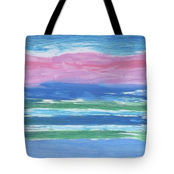 Isles  Tote Bag