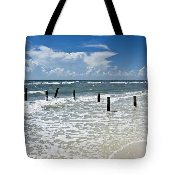 Isn't Life Wonderful? Tote Bag by Melanie Viola