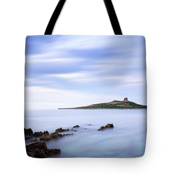 Isola Delle Femmine Tote Bag