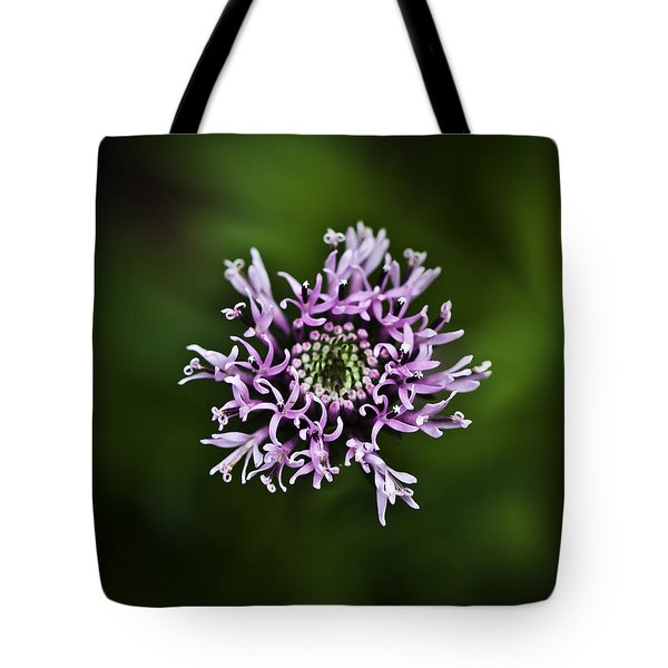 Isolated Flower Tote Bag by Jason Moynihan
