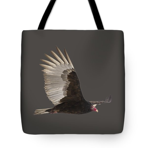 Isolated Turkey Vulture 2014-1 Tote Bag