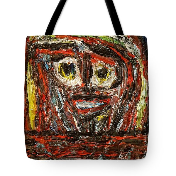 Isolation   Tote Bag by Darrell Black