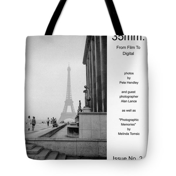 Issue 2  Of 35mm From Film To Digital Now Available On Amazon Tote Bag