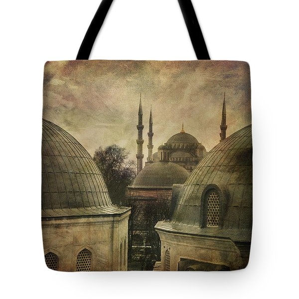 Istambul Mood Tote Bag
