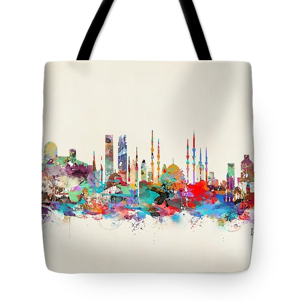 Istanbul Turkey  Tote Bag