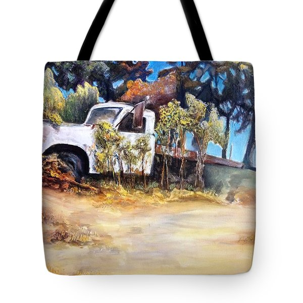 It Bore The Load Tote Bag