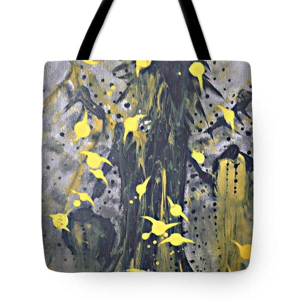 It Caws Tote Bag