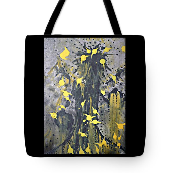 It Caws Tote Bag