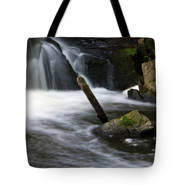 It Looks Like A Lever... Tote Bag by Jeff Severson