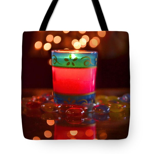 Tote Bag featuring the photograph It Feels Like Christmas II by Rima Biswas
