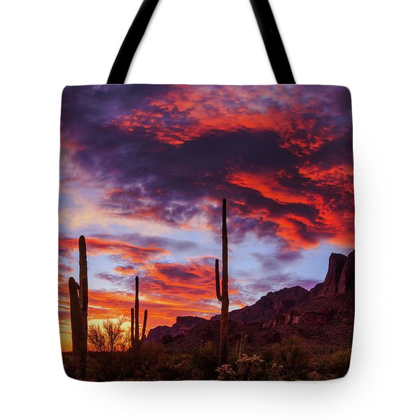 It Is Accomplished Tote Bag
