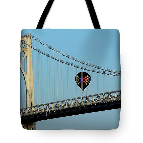 It Is Balloon Tote Bag
