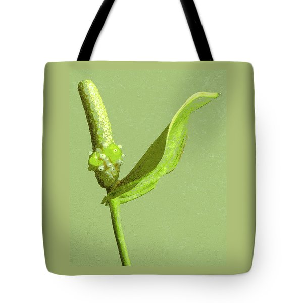 It's A Green Thing Tote Bag