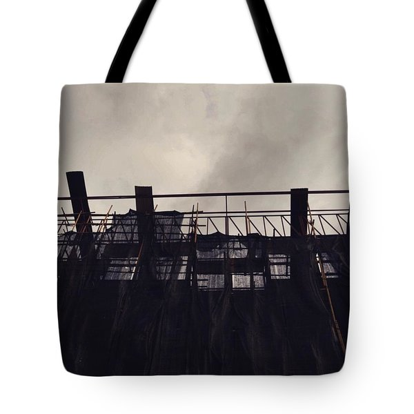 It Is Easy To Tear Down But To Truly Tote Bag
