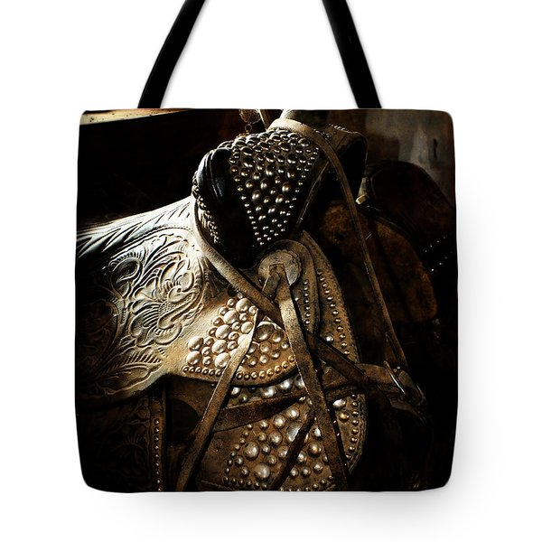 It Is The Way You Ride Tote Bag