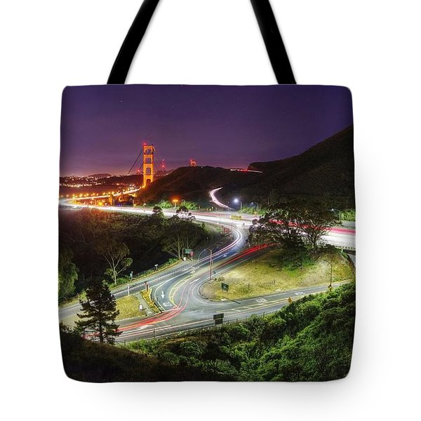 It Never Stops, It Never Gets Old Tote Bag