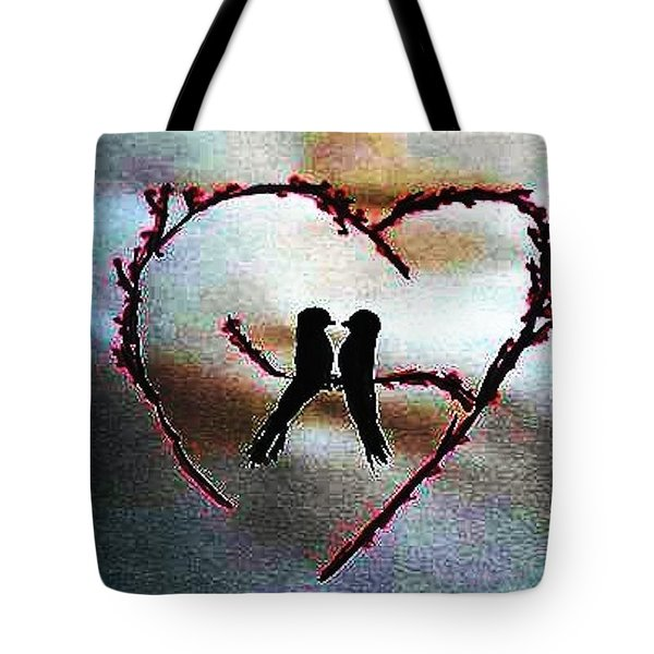 It Takes Two Tote Bag