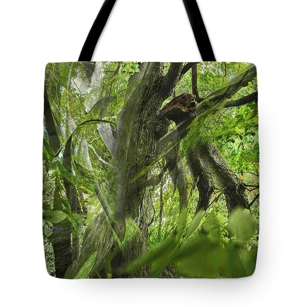 It Was A Windy Day.... Tote Bag