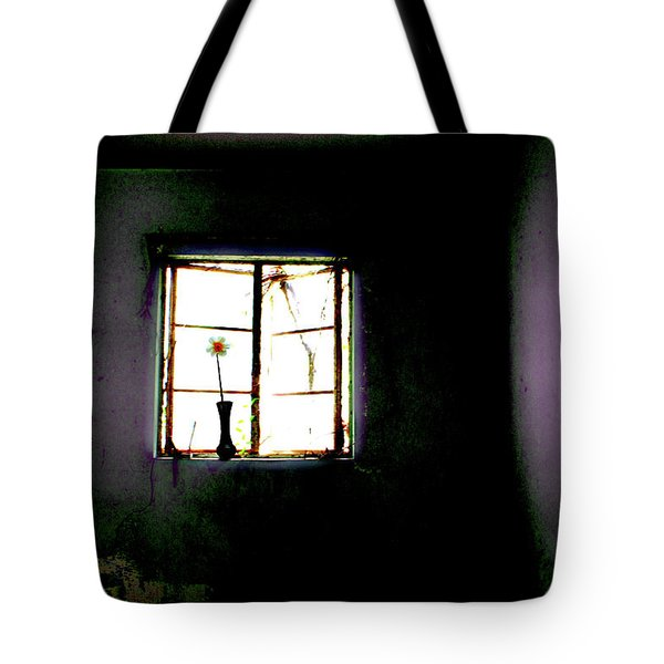 It Was Her Room... Tote Bag by Gray  Artus