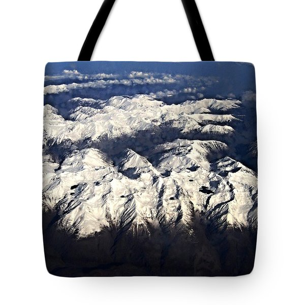 Italian Alps Tote Bag