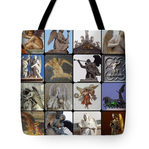 Italian Angels Tote Bag