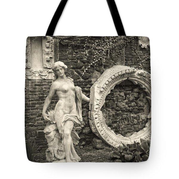 Italian Garden Tote Bag