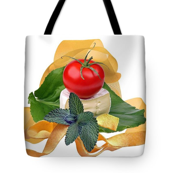 Italian Tote Bag by Manfred Lutzius