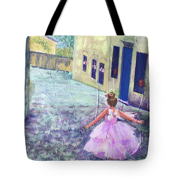 Italian Wedding Tote Bag