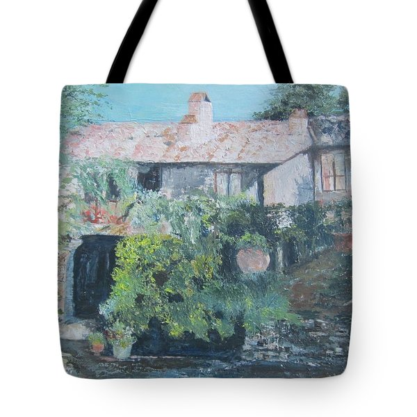 Italian Winery Tote Bag