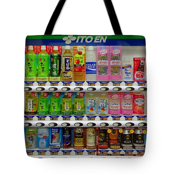 Ito En Vending Tote Bag