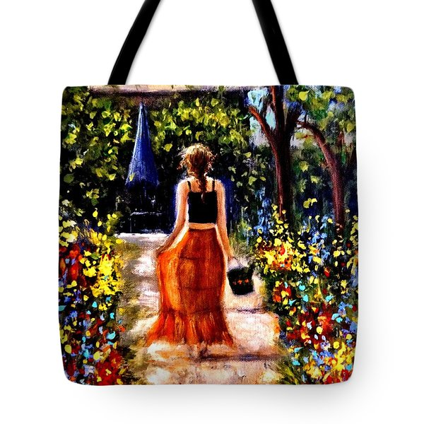 It's A Beautiful Day.. Tote Bag