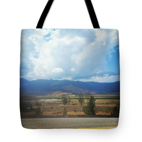 Beautiful Day In The Neighborhood Tote Bag