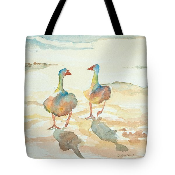 It's A Ducky Day Tote Bag