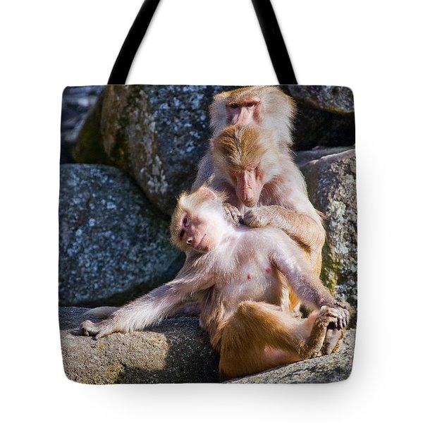 Its A Hard Life Tote Bag