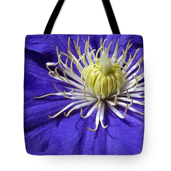 It's A Purple World Tote Bag