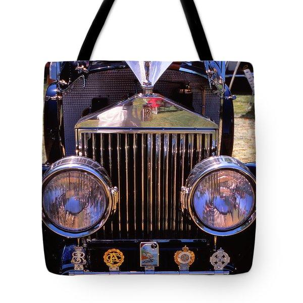 It's A Rolls Tote Bag