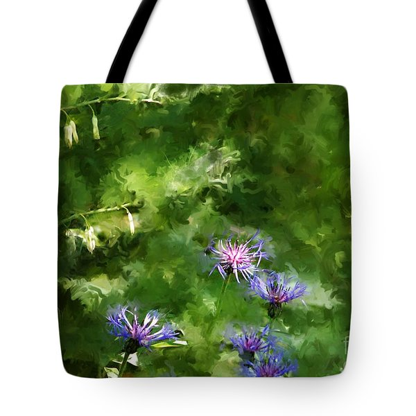 It's A Still Life I Want To Color Tote Bag by David Lane